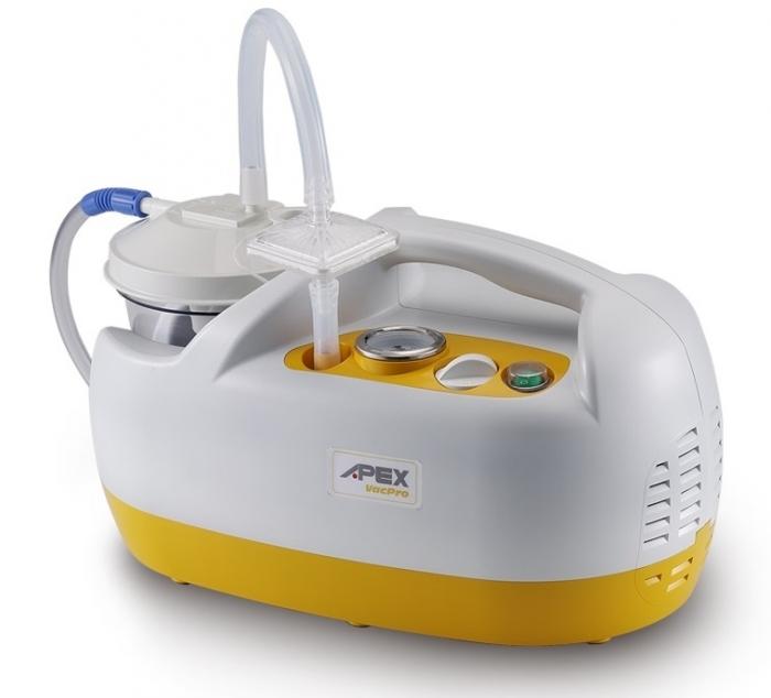 Aspirator Secretii VAC PRO 800 ml, 600 mmHg, 24 LPM, fara baterie 0