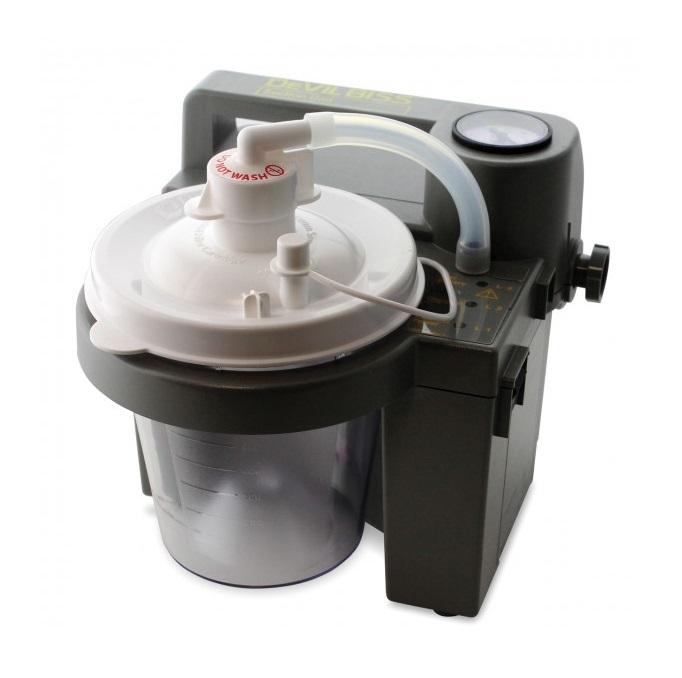 Aspirator Secretii VacuAide, 80-550 mmHg, 27 LPM, fara baterie 0