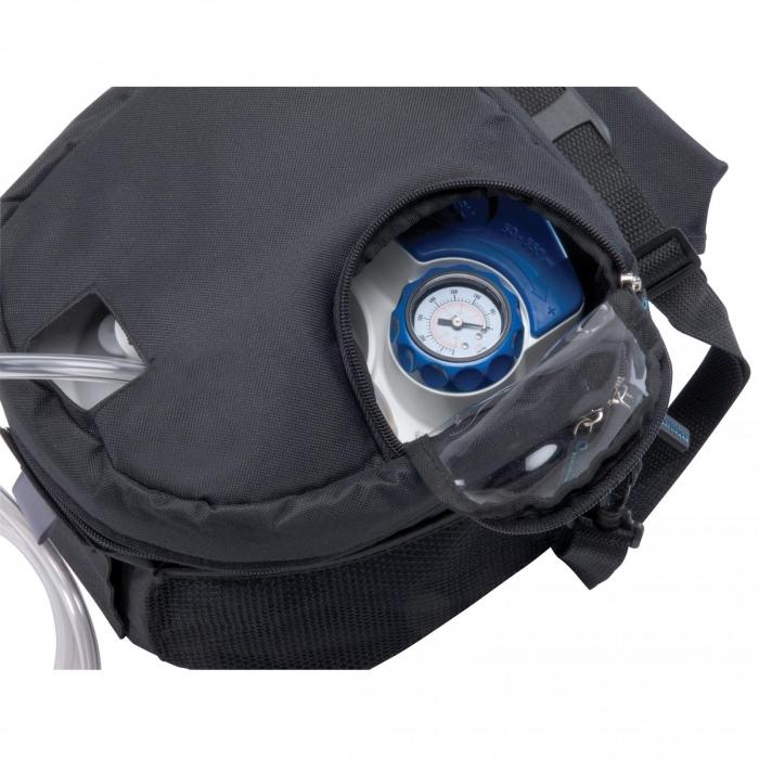 Aspirator Secretii VacuAide QSU, 50-550 mmHg, 27 LPM, cu baterie 3