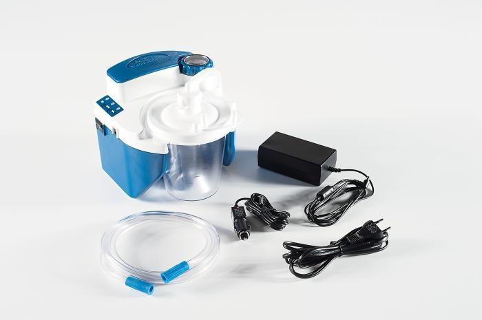Aspirator Secretii VacuAide QSU, 50-550 mmHg, 27 LPM, fara baterie 3