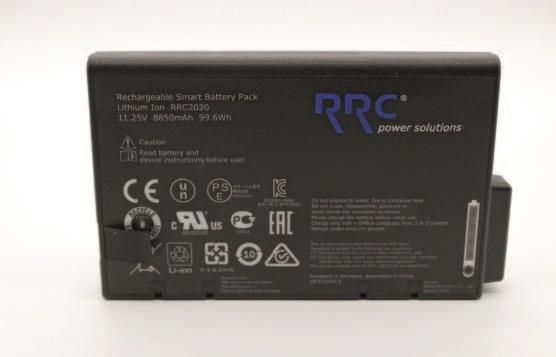Baterie externa CPAP/ APAP/ BiPAP Blue - DeVilbiss (1 x Baterie 11.25 V) 0