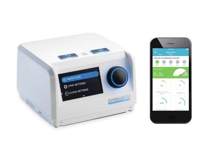 CPAP Blue Standard Plus 1