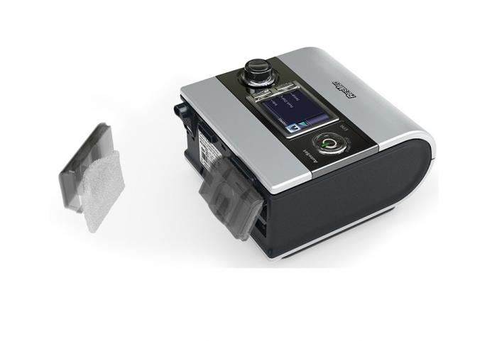 Filtru alb hipoalergenic CPAP Resmed (AirSense10 sau S9) 2