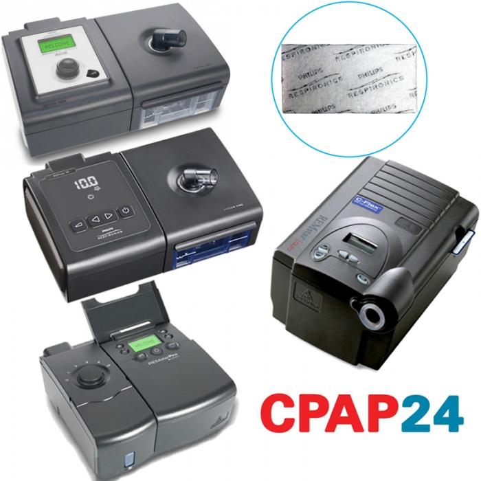 Filtru alb ultrafin pt. CPAP RemStar - Philips Respironics 0