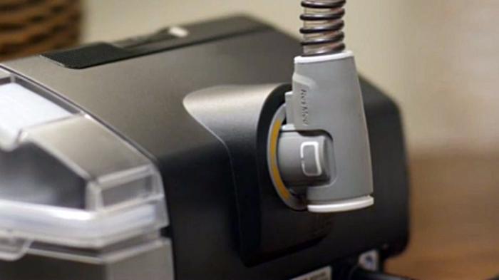 Furtun CPAP incalzit ClimateLineAir pt. AirSense 10 - Resmed (Ø15mm, 1.8 m) 2