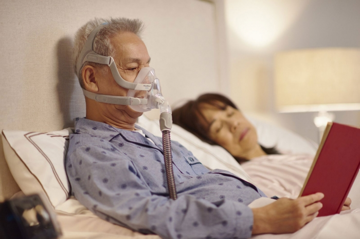 Masca CPAP Full Face AirFit F20 2