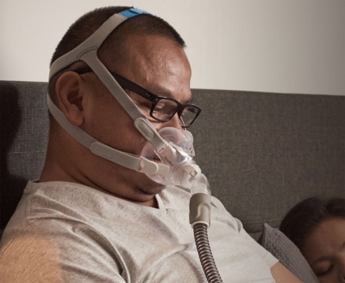 Masca CPAP Full Face AirFit F30 6