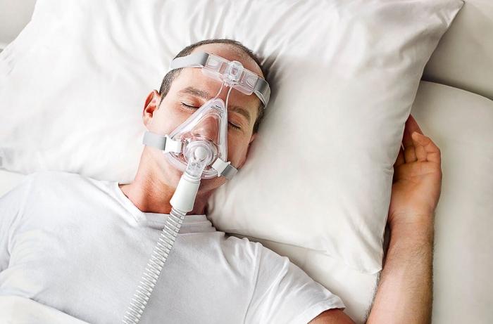 Masca CPAP Full Face Amara 5