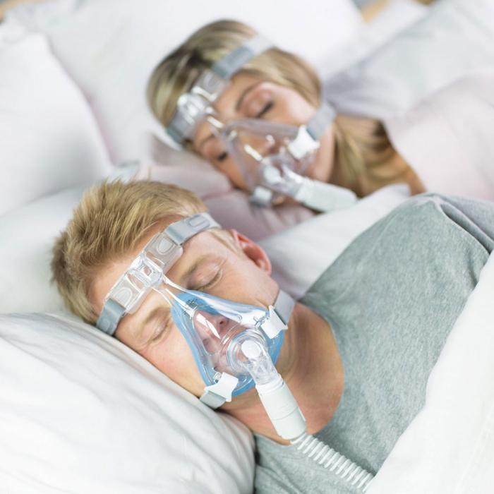 Masca CPAP Full Face Amara Gel 6