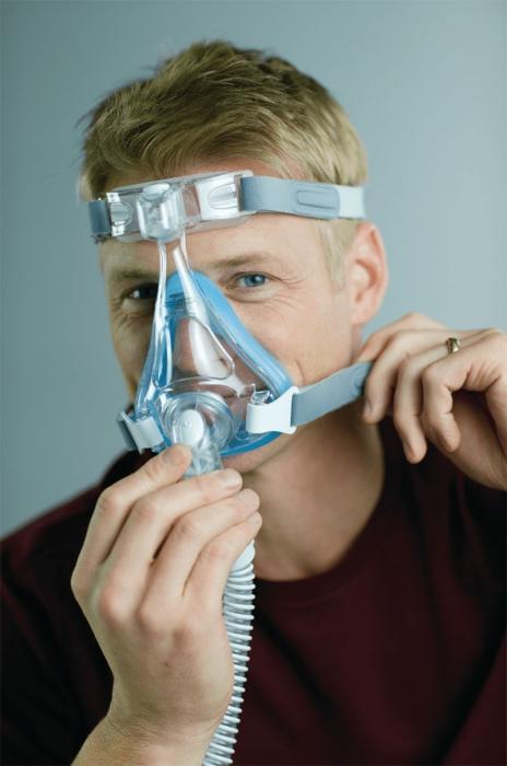 Masca CPAP Full Face Amara Gel 3