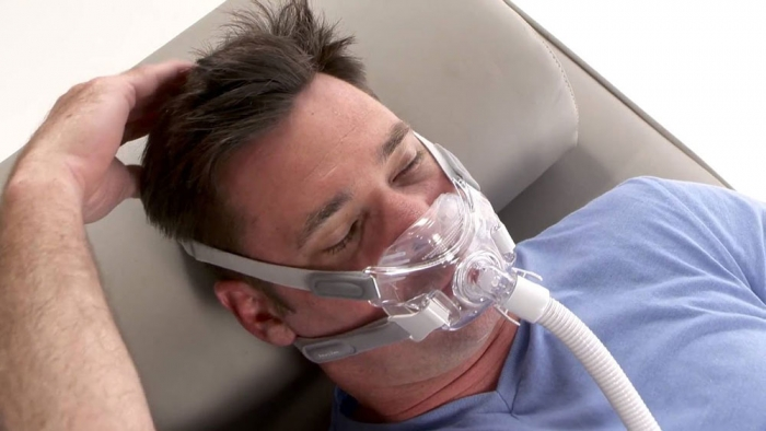 Masca CPAP Full Face Amara View 6