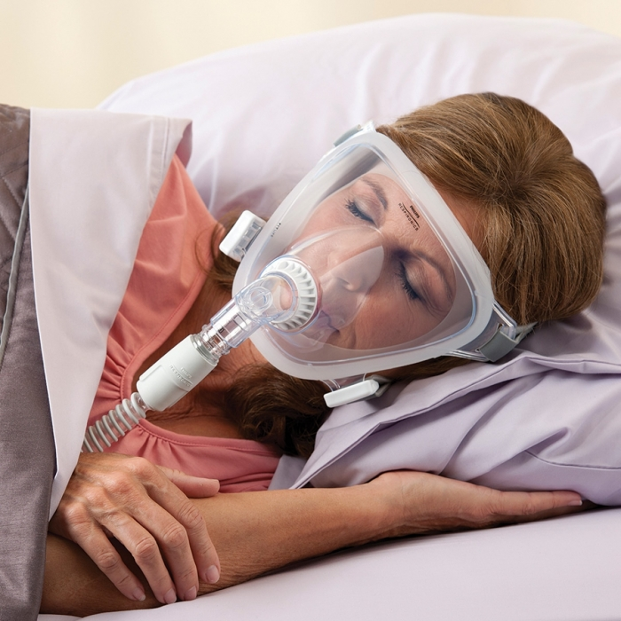 Masca CPAP Toata Fata FITLIFE 3
