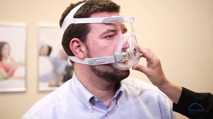 Masca CPAP Full Face JOYCEone 3