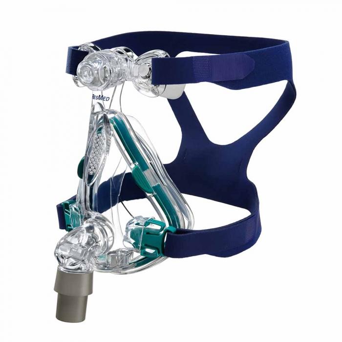 Masca CPAP Full Face Mirage Quattro 0