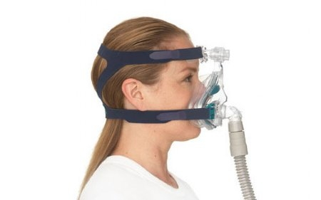 Masca CPAP Full Face Mirage Quattro 4