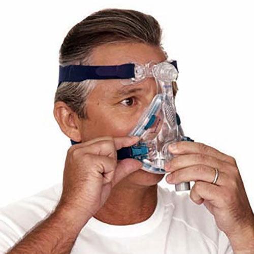 Masca CPAP Full Face Mirage Quattro 3