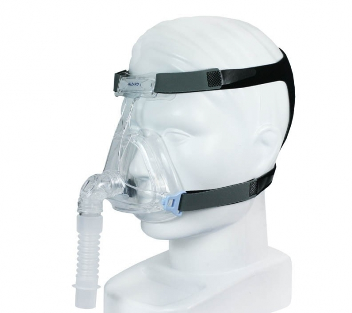 Masca CPAP Full Face Wizard 220 1