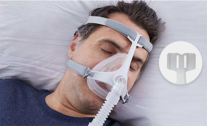Masca CPAP Full Face Wizard 320 7