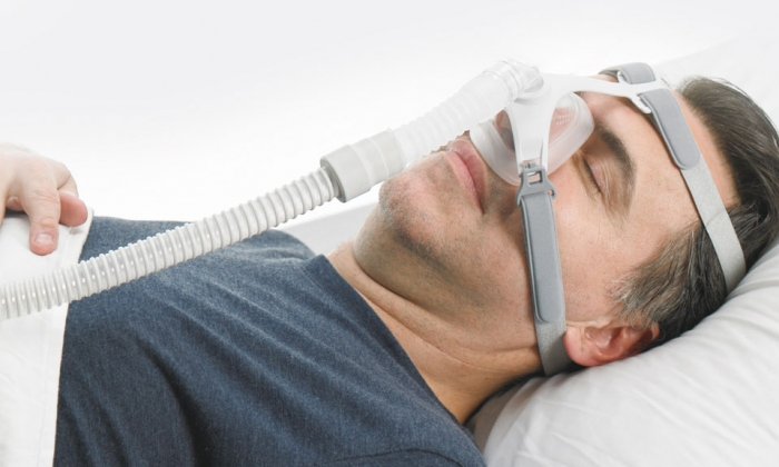 Masca CPAP Full Face Wizard 320 8