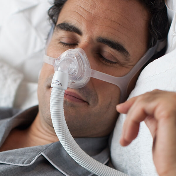 Masca CPAP Nazala WISP 3