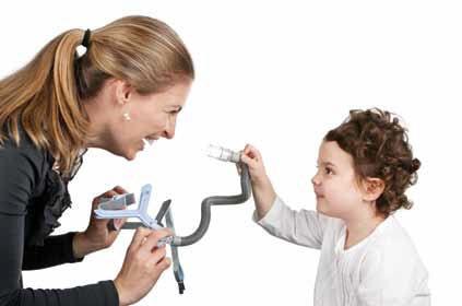Masca CPAP Nazala PIXI pentru copii 4