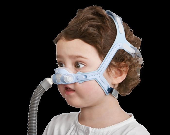 Masca CPAP Nazala PIXI pentru copii 2