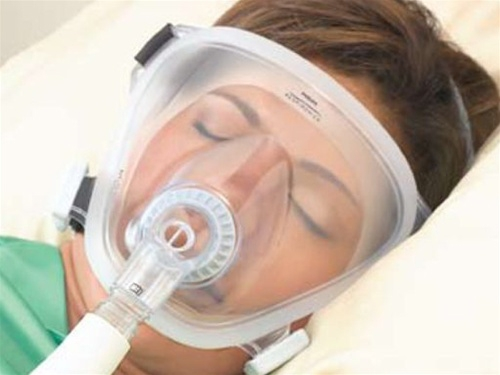 Masca CPAP Toata Fata FITLIFE 5