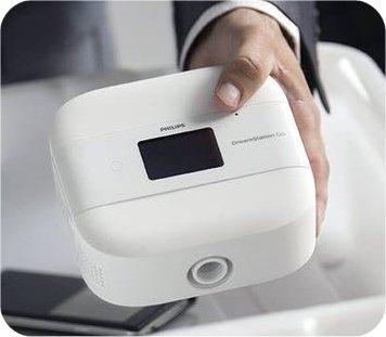Mini APAP Portabil DreamStation GO 1