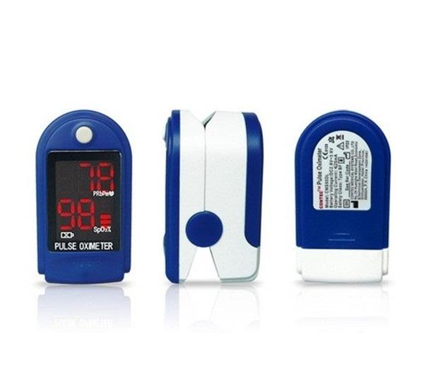 Pulsoximetru CMS50DL (Display LED, SpO2, PR, PI & Plethysmogram, Pulse Bar) 4