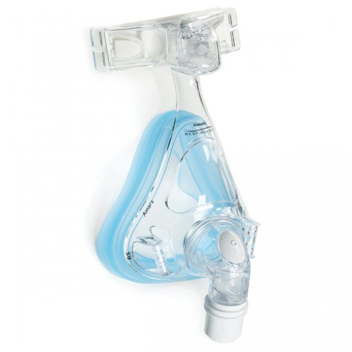 Masca CPAP Full Face Amara Gel pentru copii 0