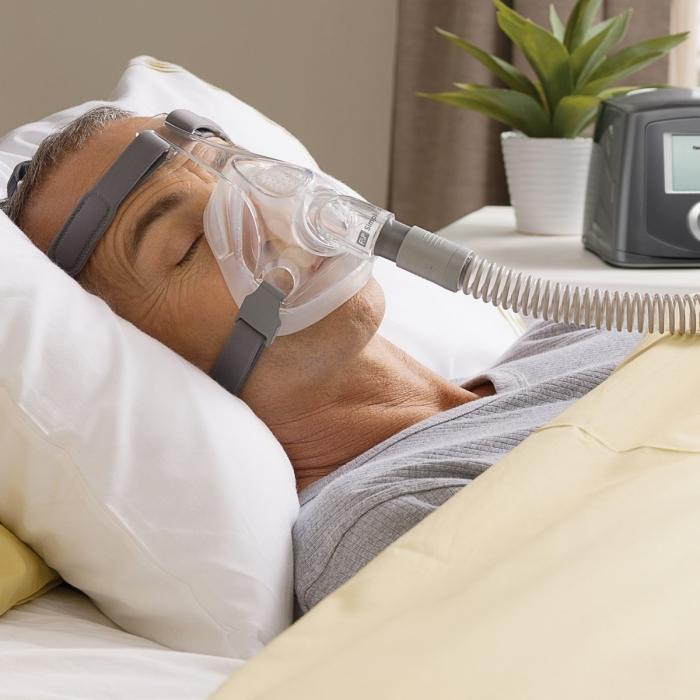 Masca CPAP Full Face F&P Simplus 4