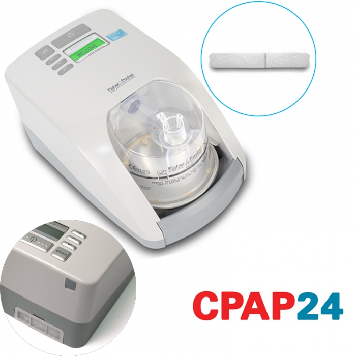 Filtru alb particule grosiere F&P CPAP HC200, HC201, HC210, HC211/ HC220/ HC221 0