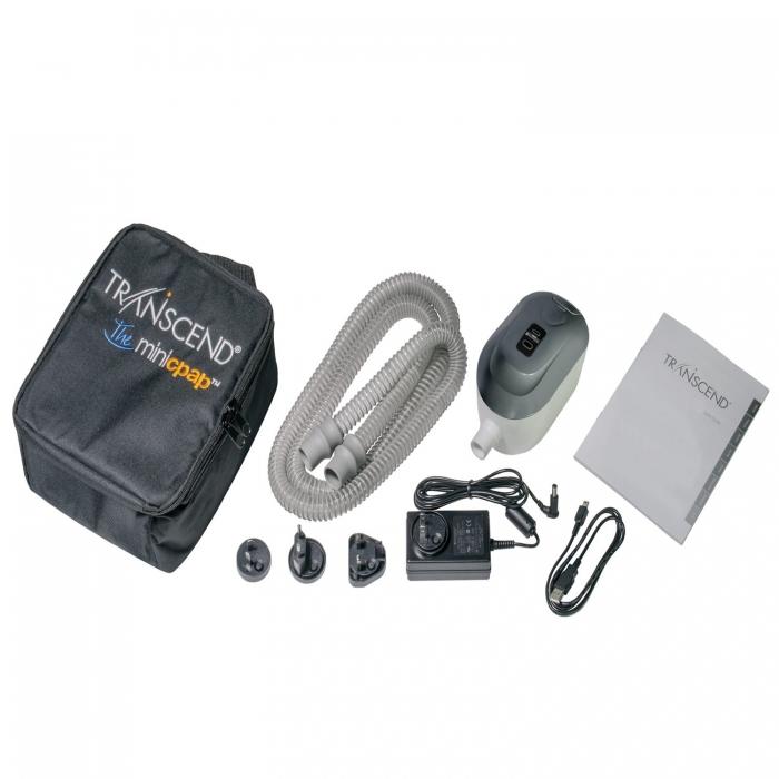 Mini APAP Portabil - Transcend 3 miniCPAP AUTO 4