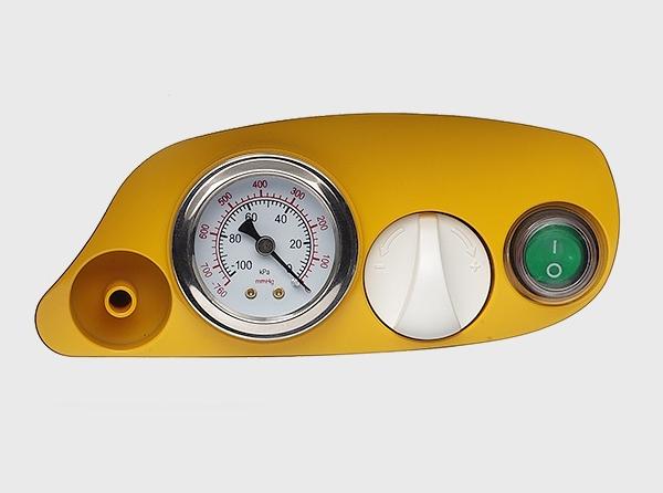 Aspirator Secretii VAC PRO 800 ml, 600 mmHg, 24 LPM, fara baterie 3